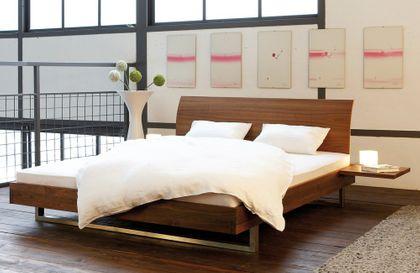 Massivholzbett Sindou 14 - Designerbett