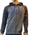 TapouT ZIP Hoodie EMB Outline Lock Up 001
