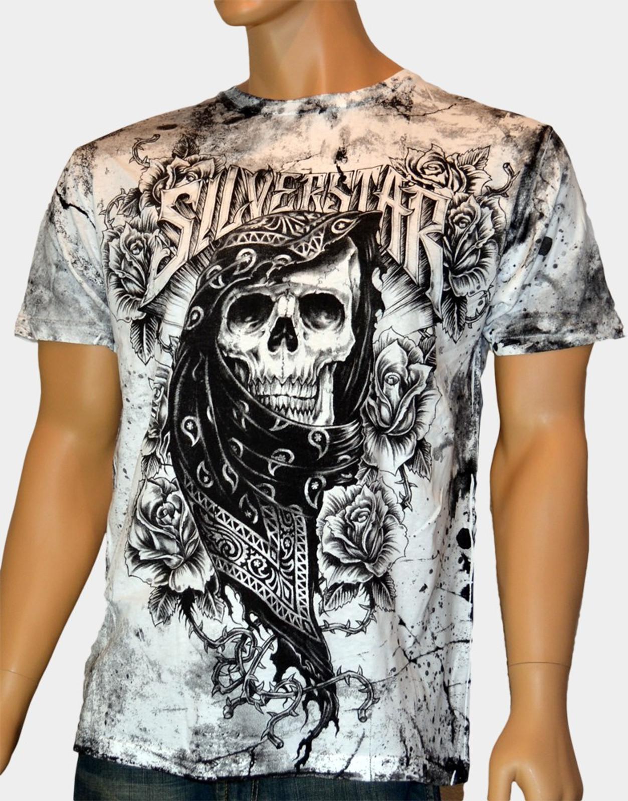 Silver Star T-Shirt Keffiyeh