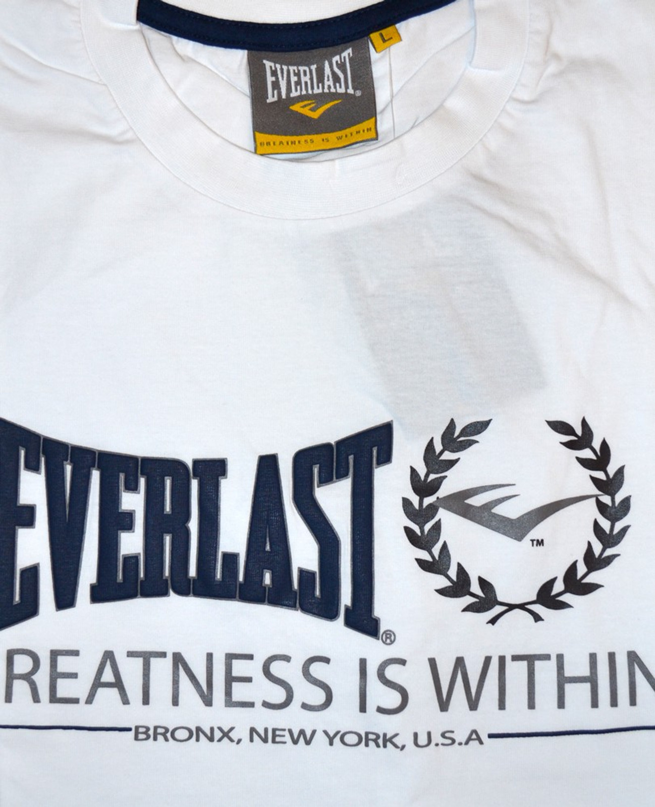 Everlast T-Shirt Greatness is Within