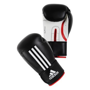 Adidas Boxhandschuhe Energy 100 in Schwarz-Weiss