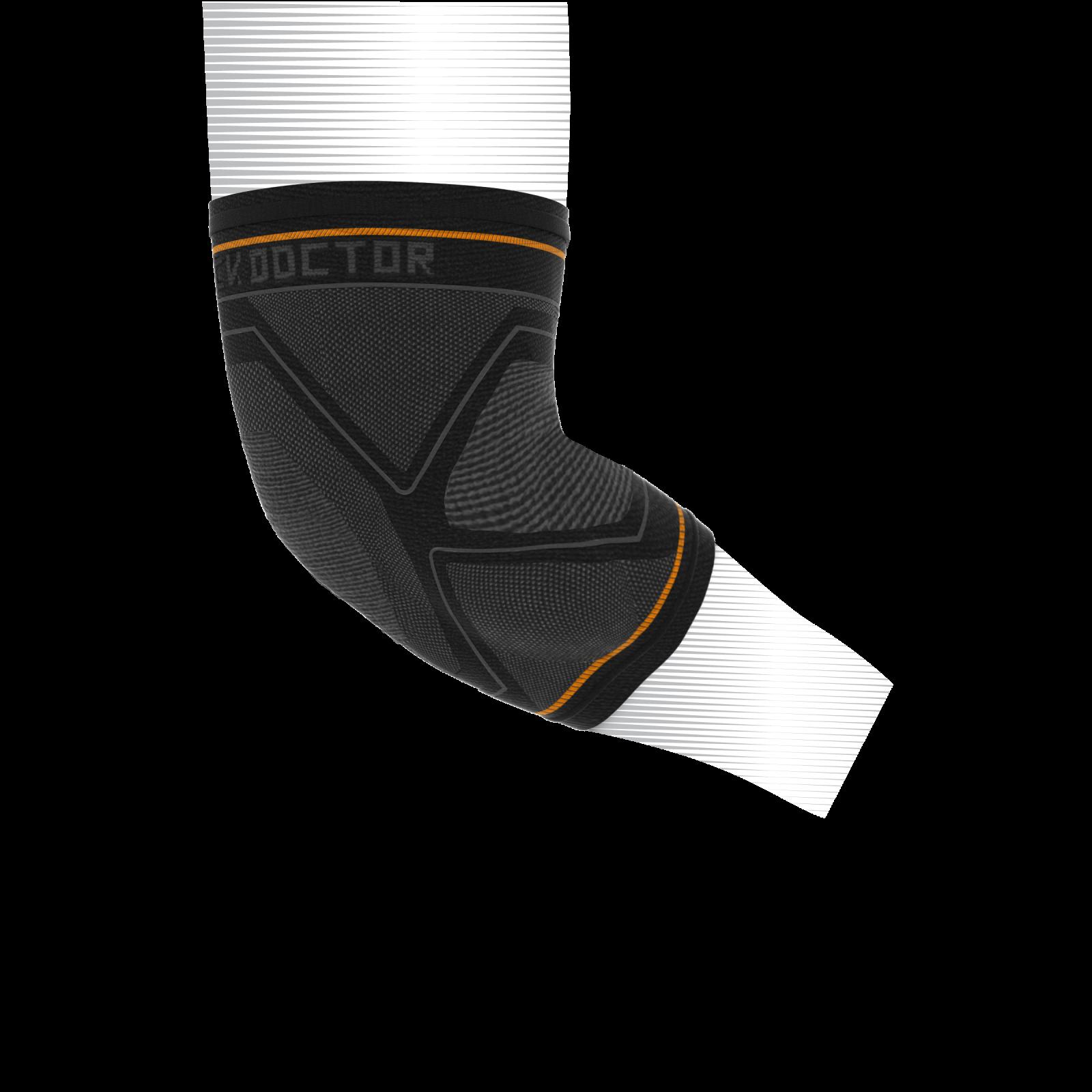 Shock Doctor Compression Knit Ellenbogenmanschette mit Gel Support