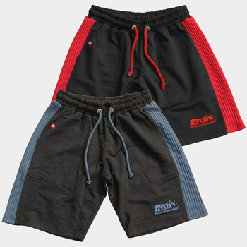 Brachial Herren Short Destroyer, schwarz