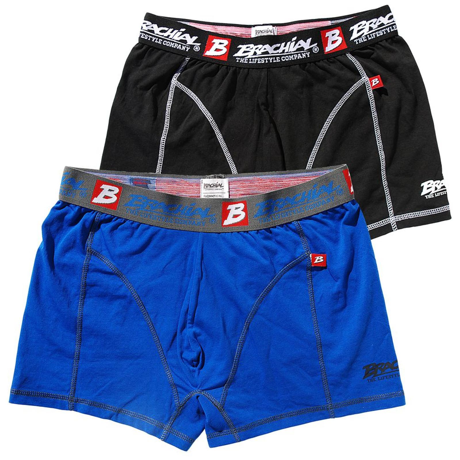 Brachial Herren 2-Pack Boxershorts Under