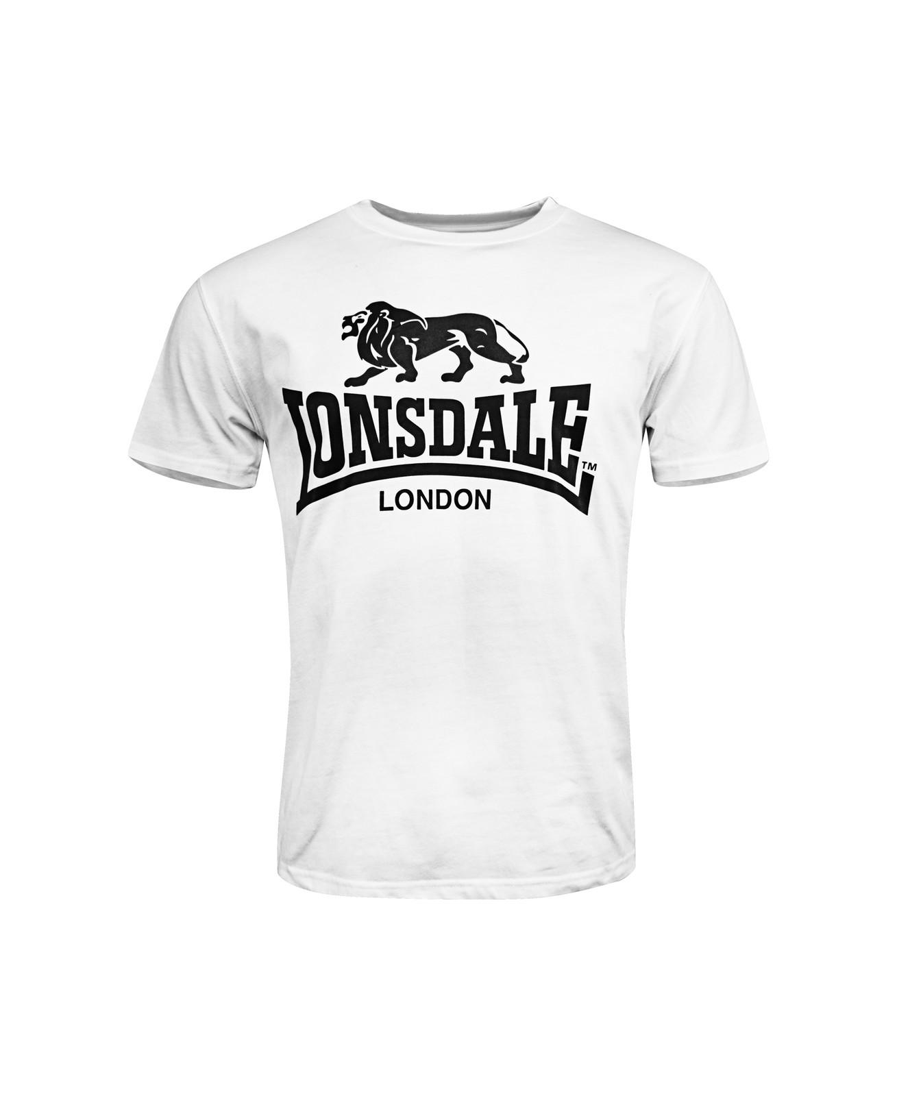Lonsdale London Herren T-Shirt Logo