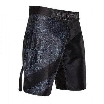 Pride Or Die Fight Shorts RECKLESS PAISLEY