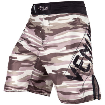 Venum Fight Shorts Wave Camo, braun, VENUM-02881