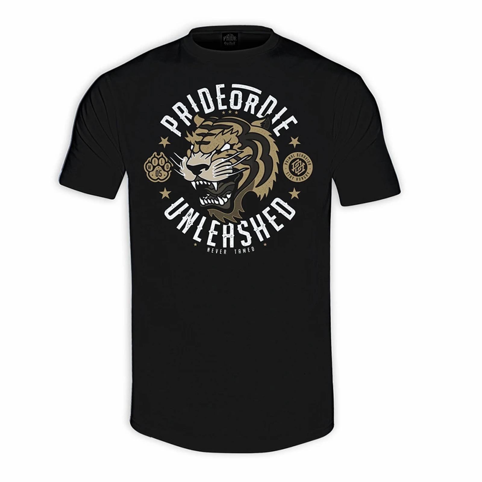 Pride or Die Herren T-Shirt Unleashed