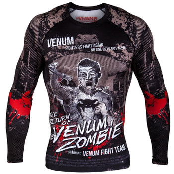 Venum Rashguard Zombie Return - Long Sleeves