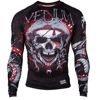 Venum Rashguard Pirate 3.0 - Long Sleeves