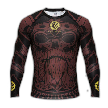 Pride Or Die Rashguard Brotherhood