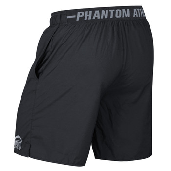 Phantom Athletics Herren Training Shorts Tactic in Schwarz