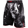 Venum Fight Shorts Werewolf in Schwarz-Grau 001