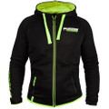 Venum Herren Zip-Hoody Training Camp in schwarz-neongelb 001