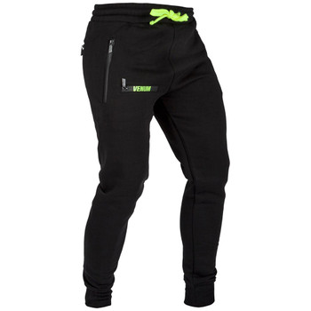 Venum Training Camp Jogging Hose, schwarz-neongelb