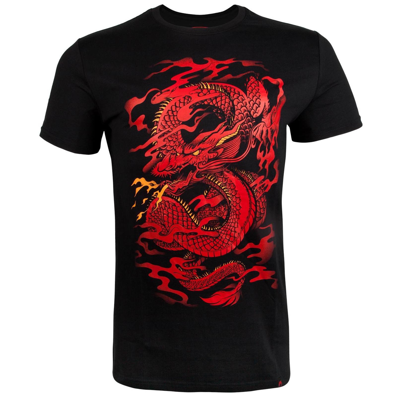 Venum Herren T-Shirt Dragons Flight