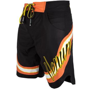 Venum Boardshorts Cutback in Schwarz-Gelb
