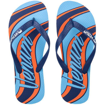 Venum Sandalen Cutback in Blau-Orange