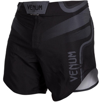 Venum Fight Shorts Tempest 2.0 in Schwarz-Grau