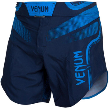 Venum Fight Shorts Tempest 2.0 in Blau-Marineblau