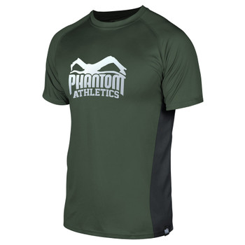Phantom Athletics Training T-Shirt Stealth in Grün