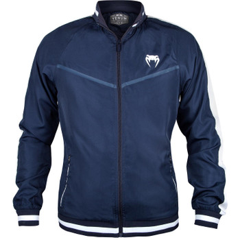 Venum Herren Jacket Club Track in Navy Blau