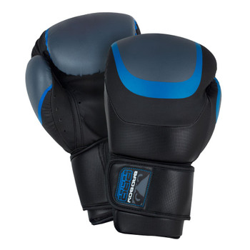 Bad Boy Boxhandschuhe Pro Series 3.0 in Schwarz-Blau