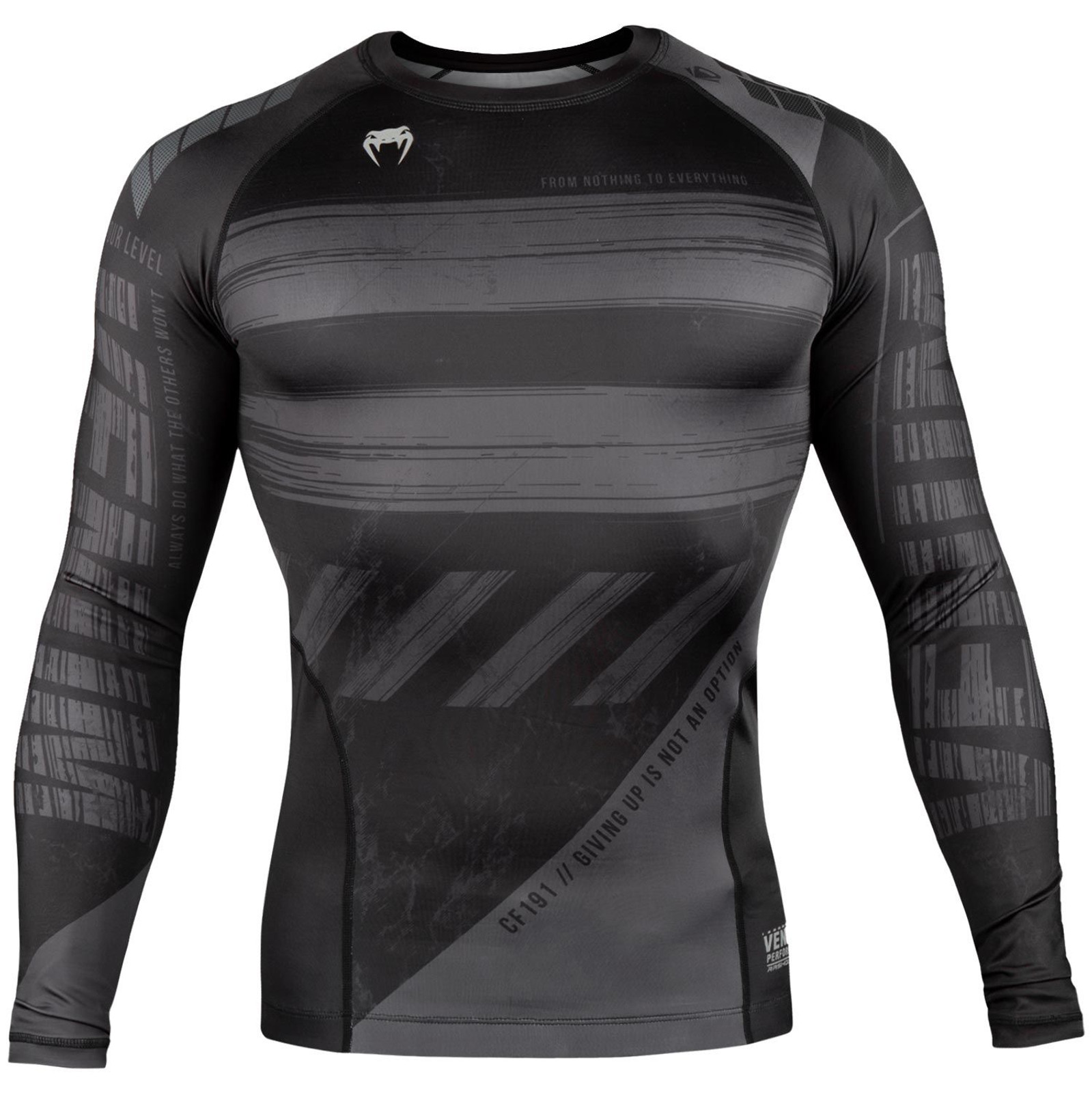 Venum Kompression Langarm T-Shirt AMRAP