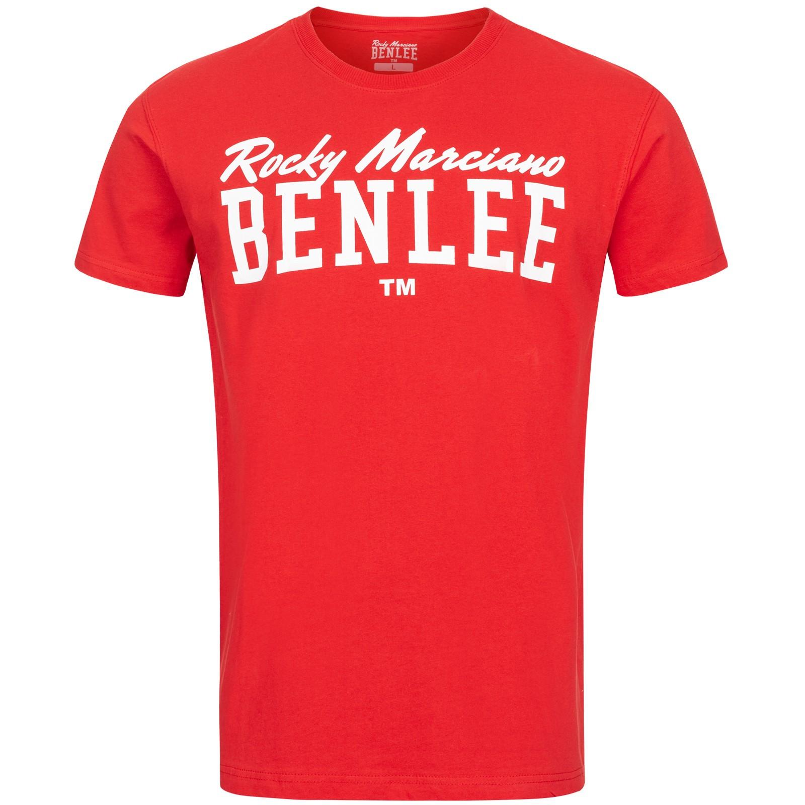 Benlee Rocky Marciano Herren T-Shirt Logo