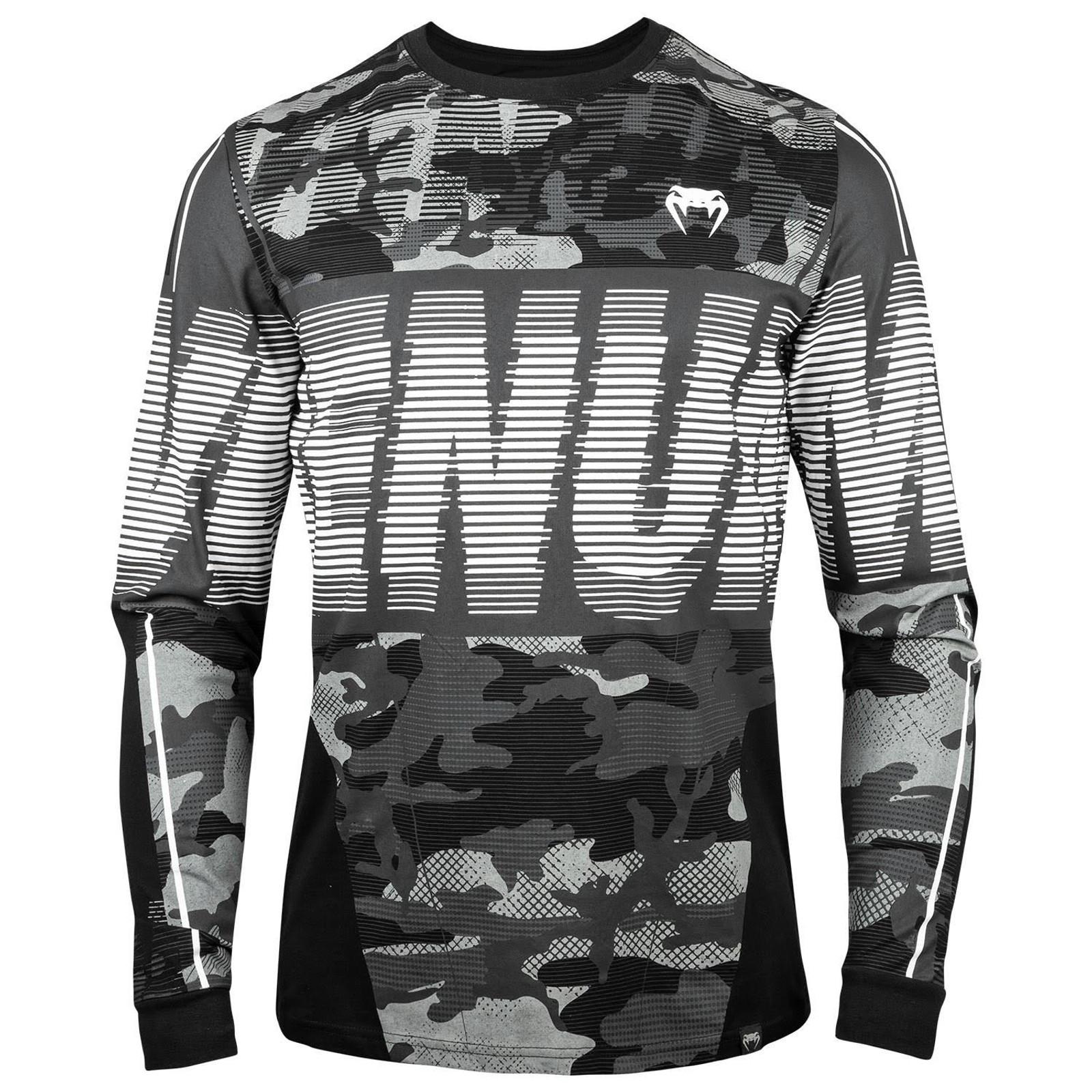Venum Herren Langarm Shirt Tactical