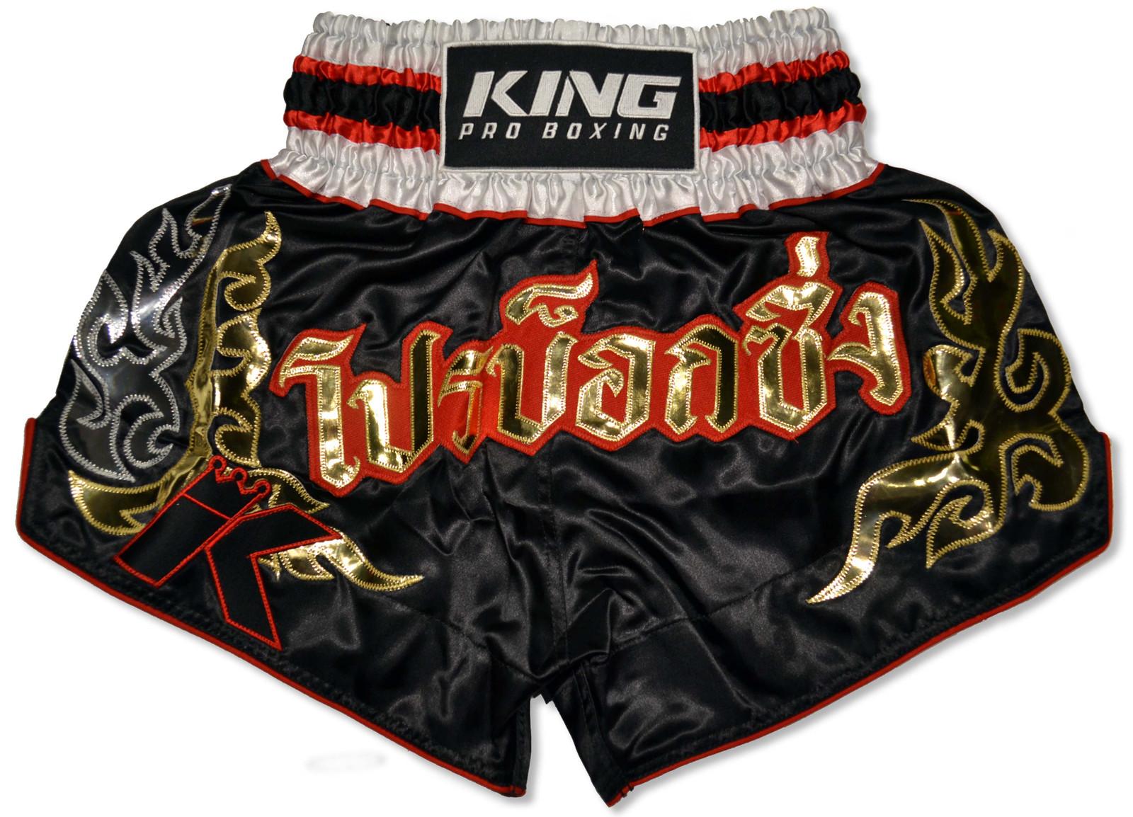 King Pro Boxing Herren Muay Thai Shorts