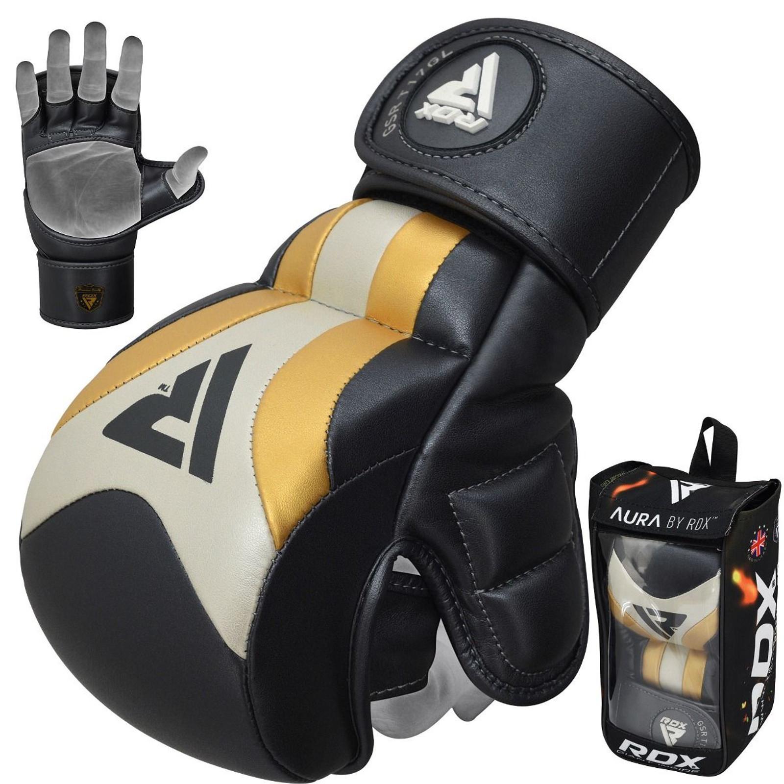 RDX MMA Sparring Handschuhe T17 Aura