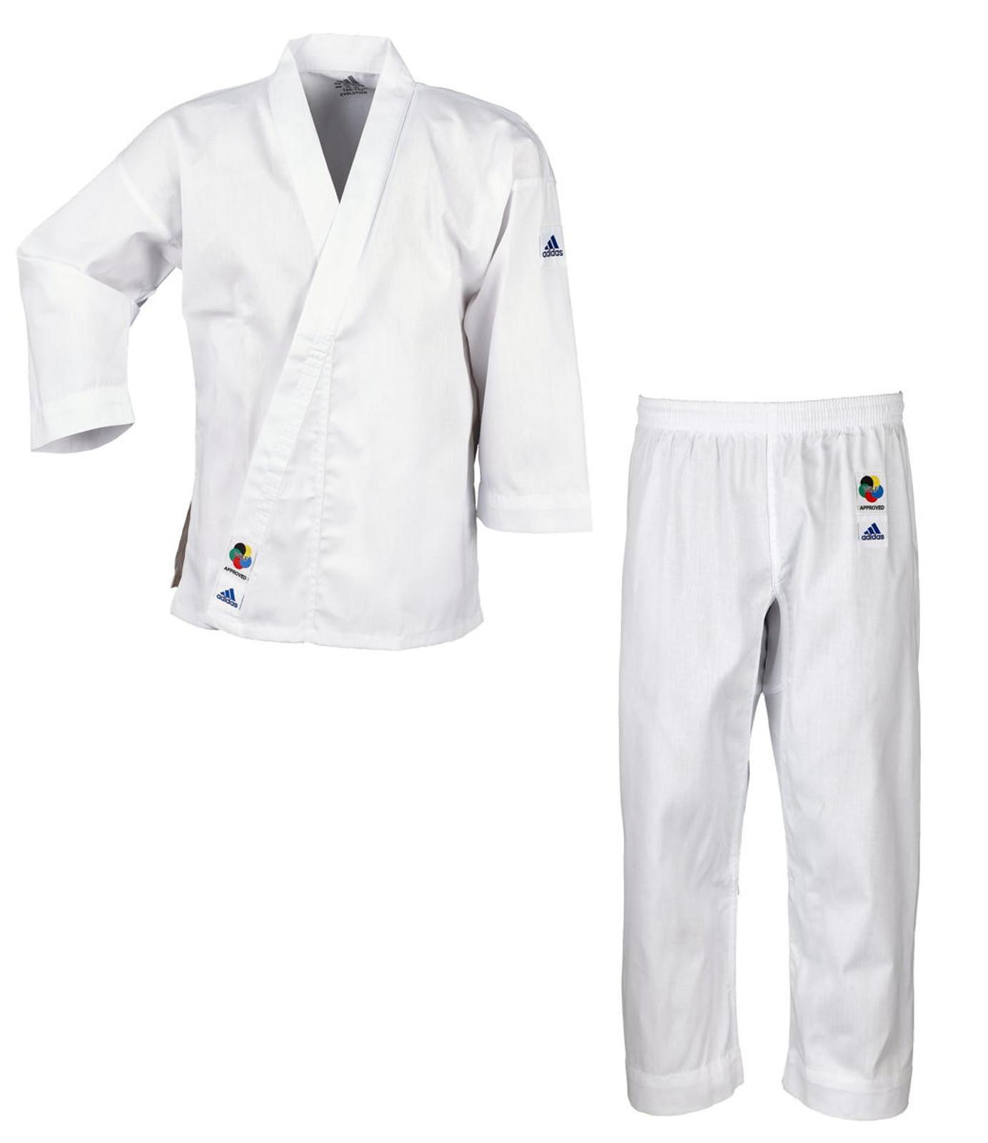 adidas Kinder Karateanzug Evolution 2 in 1