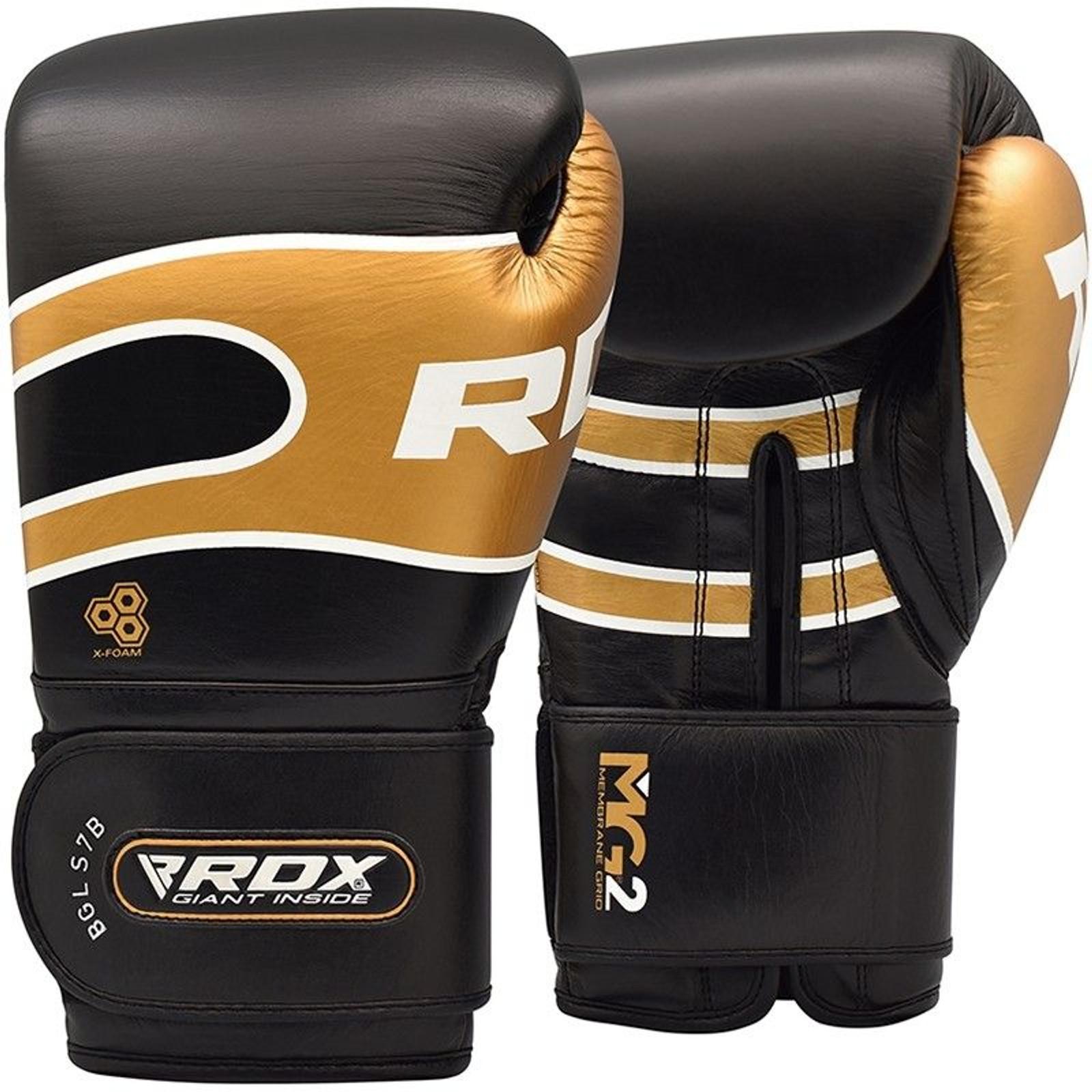 RDX Boxhandschuhe S7 Sparring Leder