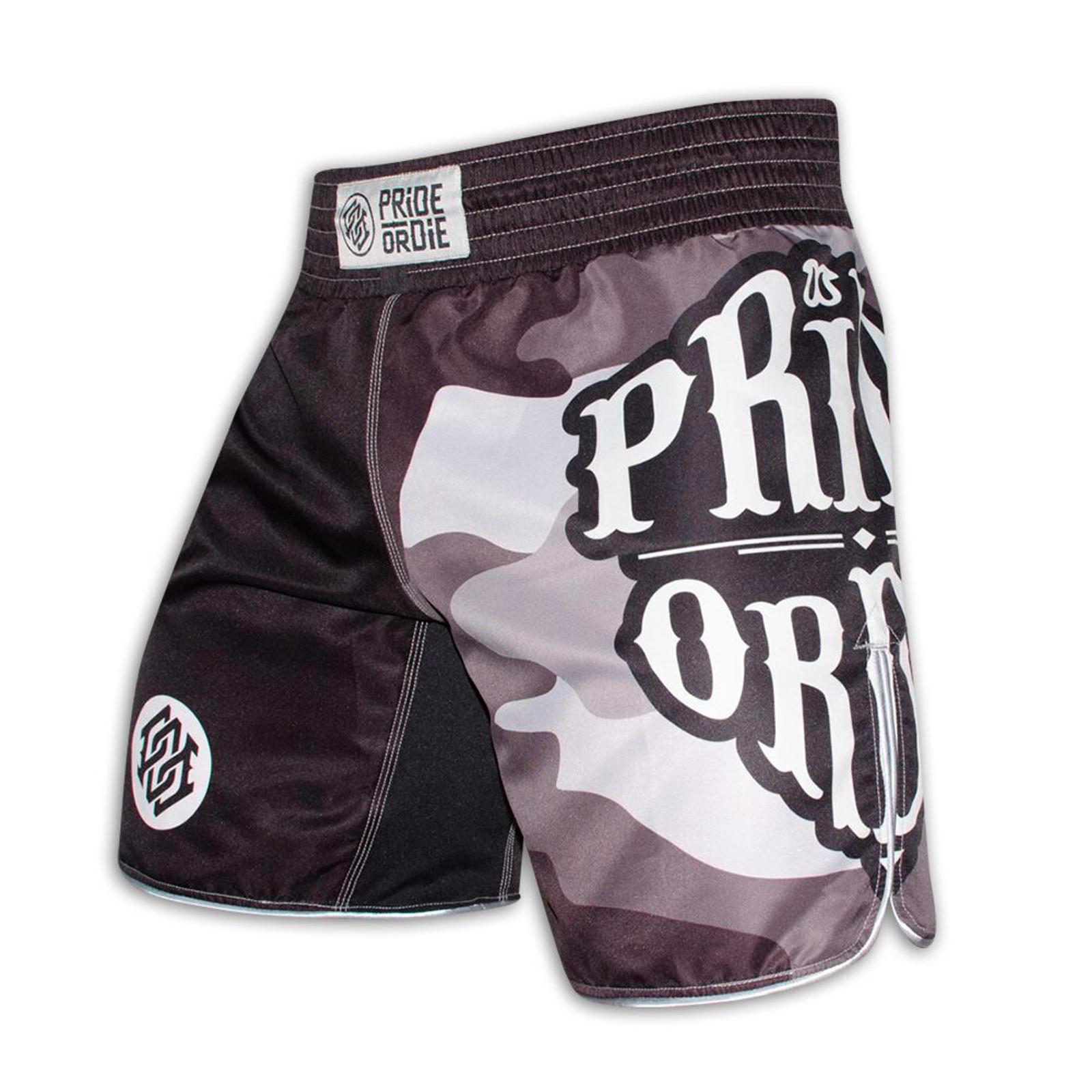Pride Or Die Herren Fight Shorts Reckless