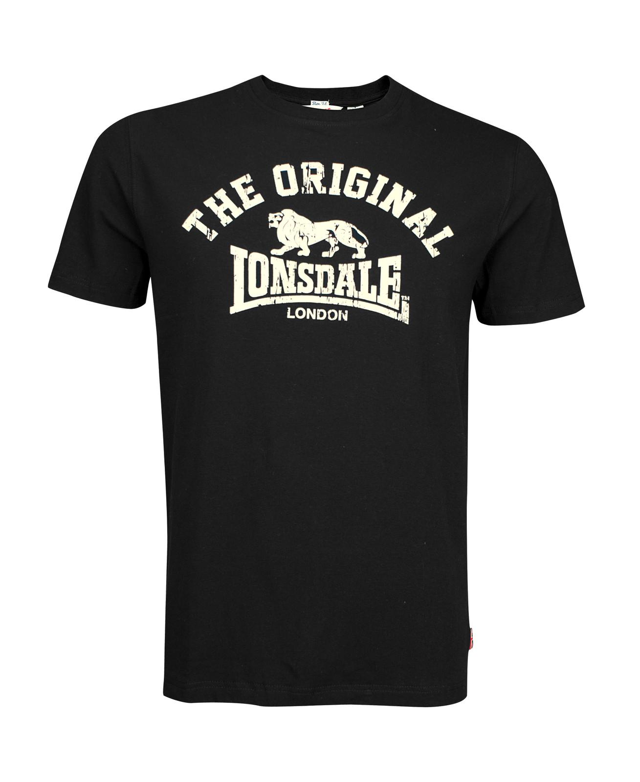 Lonsdale London Herren T-Shirt Original