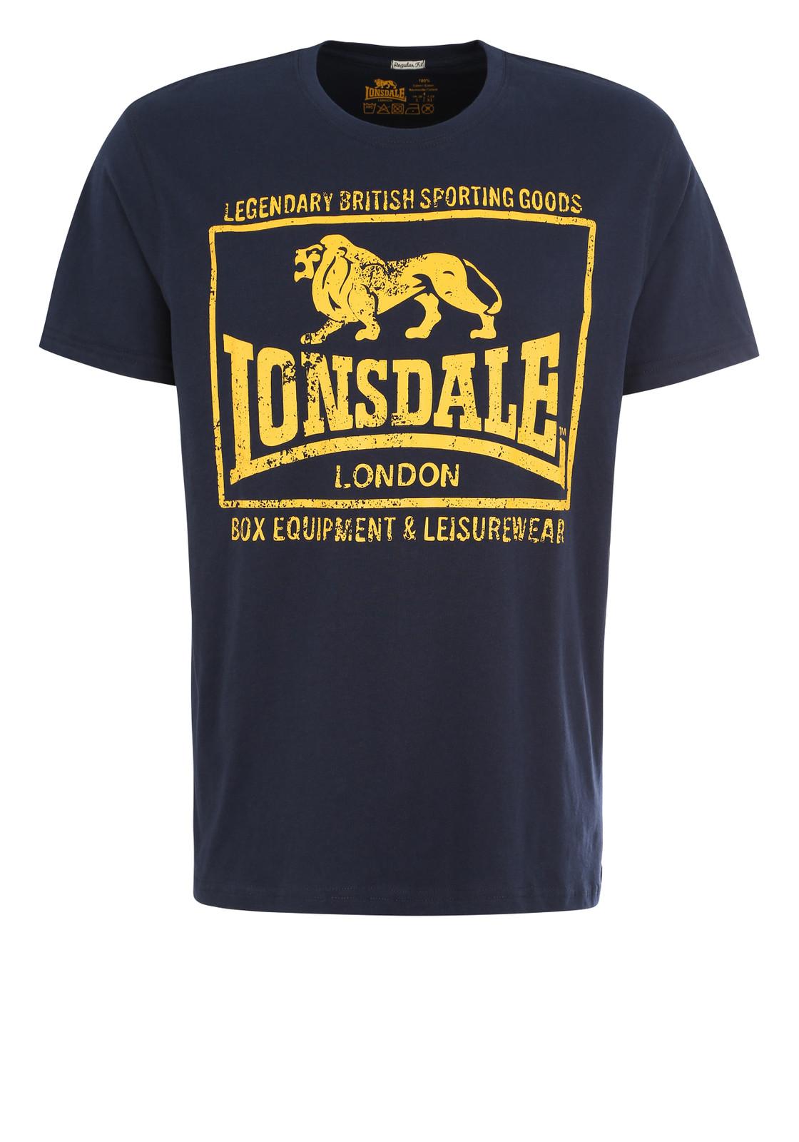 Lonsdale Herren T-Shirt Hounslow