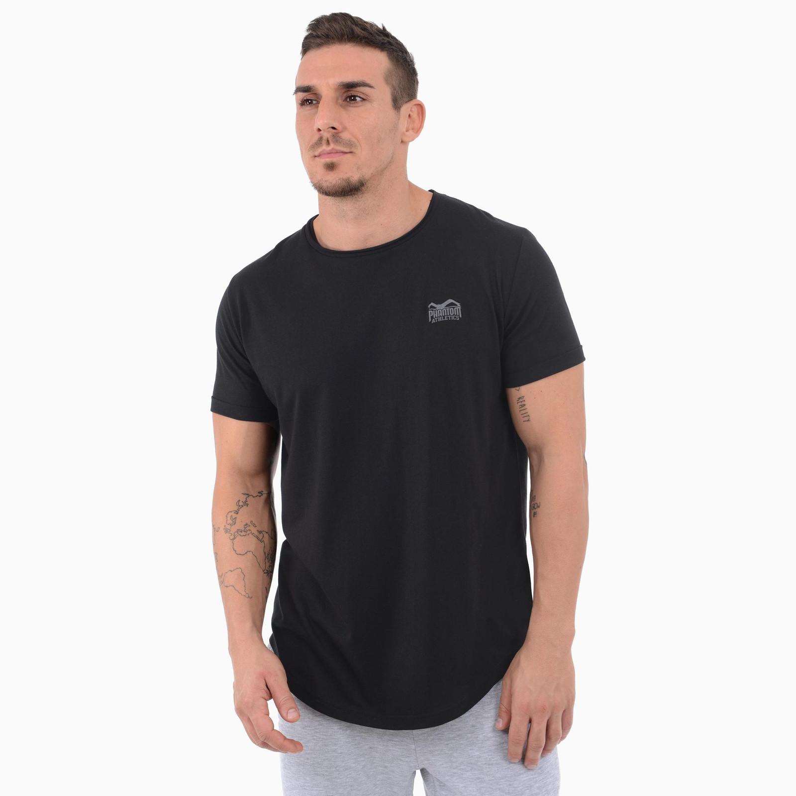 Phantom Athletics Herren Kurzarm T-Shirt Sonic