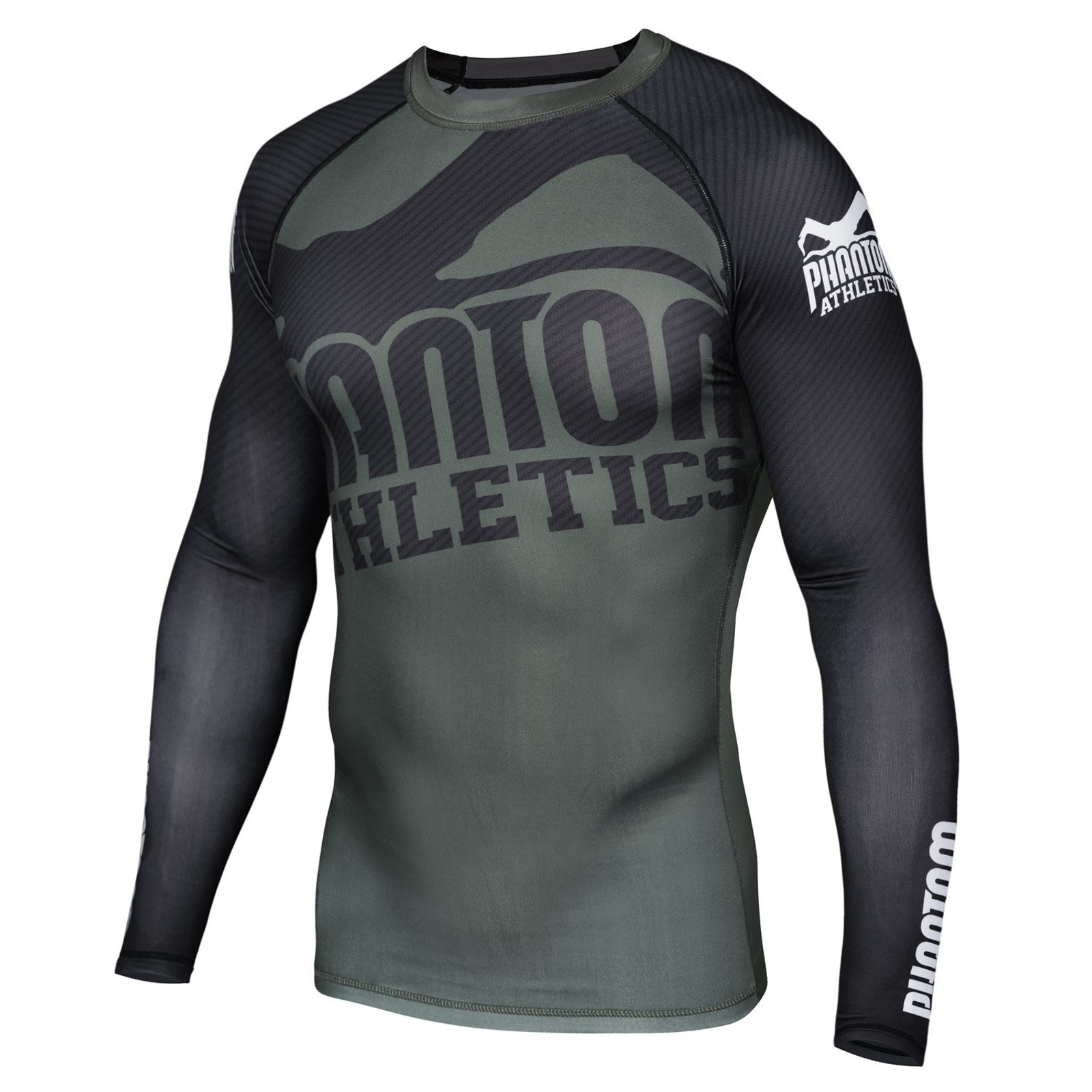 Phantom Athletics Langarm Kompressionsshirt Supporter