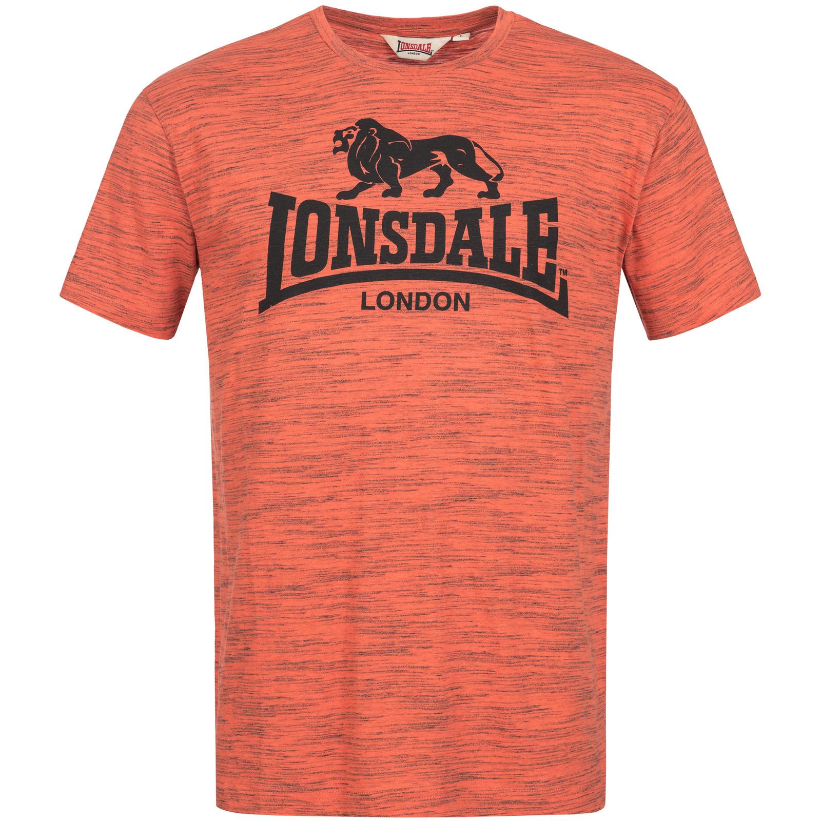 Lonsdale London Herren T-Shirt Gargrave