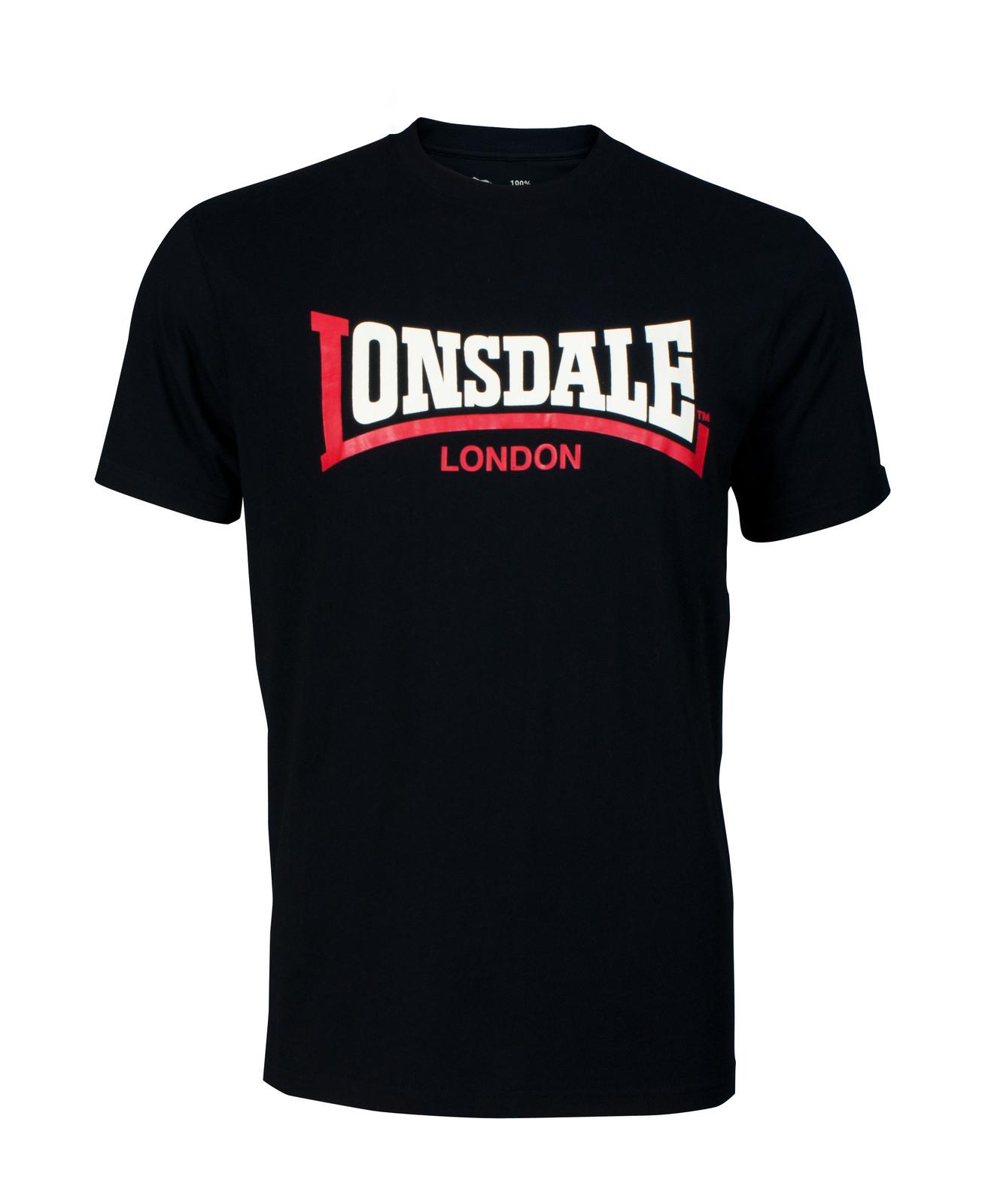Lonsdale London Herren T-Shirt Two Tone