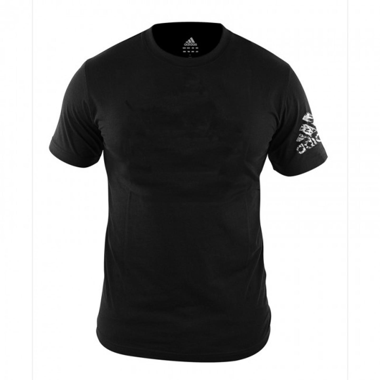 adidas Herren Promo T-Shirt Basic