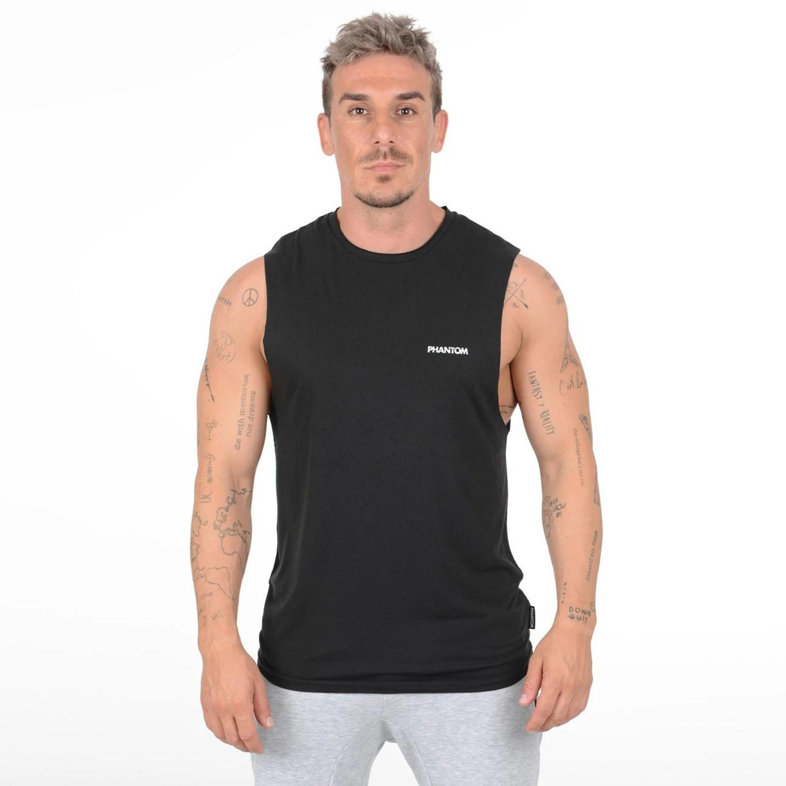 Phantom Athletics Herren Ärmelloses Shirt Superior