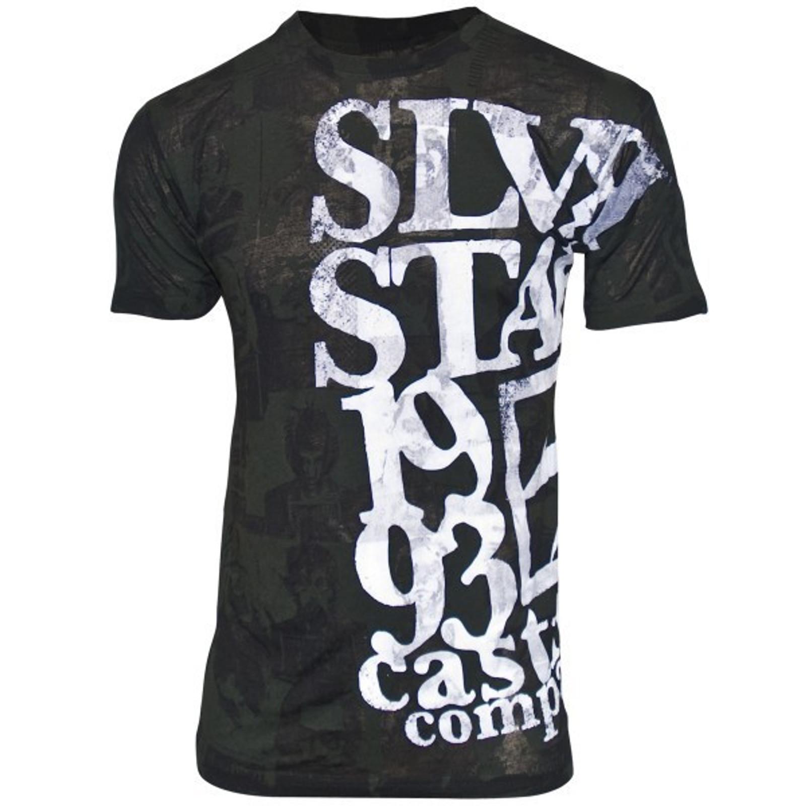 Silver Star Herren T-Shirt Hateful in Olivgrün