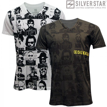 Silver Star T-Shirt Everlasting Light
