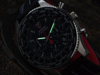 DETOMASO Chronograph FIRENZE XXL, DT1045-A Bild 6
