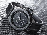 DETOMASO Chronograph FIRENZE BLACK, DT1068-A Bild 2