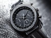 DETOMASO Chronograph FIRENZE BLACK, DT1068-A Bild 3