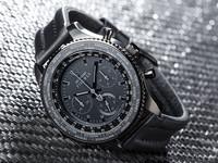 B-Ware DETOMASO Chronograph FIRENZE BLACK XXL Bild 2
