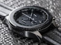 B-Ware DETOMASO Chronograph FIRENZE BLACK XXL Bild 6